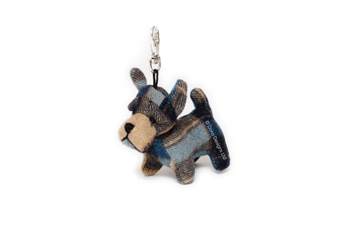 Scottie Key Ring