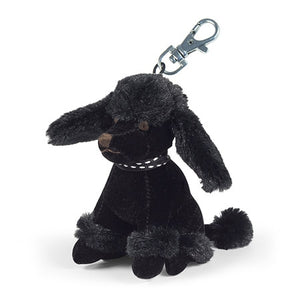 Pippa the Poodle Key Ring