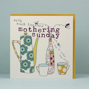 With Love on Mothering Sunday