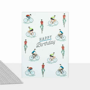 Happy Birthday (Cycling)