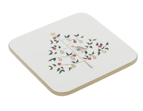 Partridge Coasters
