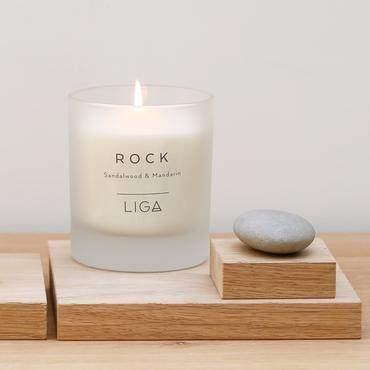 Elemental Candle - Rock