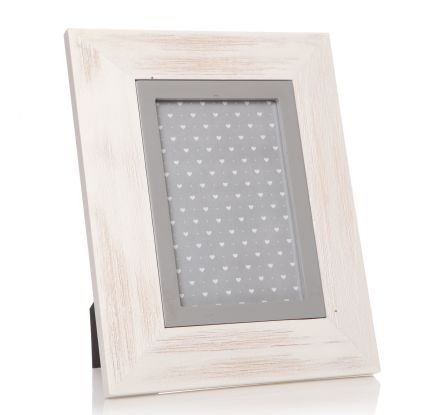 Pya Photo Frame Inlay White 4x6