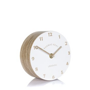 Osprey Mantel Clock Oak Apple