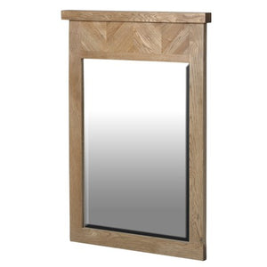 Ribchester Oak Mirror