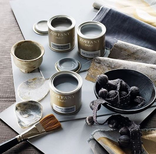 Zoffany Paint Colour Chart