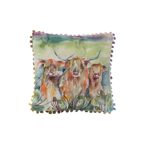 Heilan Herd Arthouse Cushion