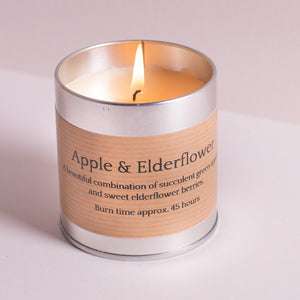 Apple Elderflower Tin