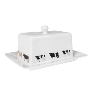 Cows Butter Dish