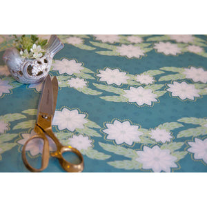 Blue Breeze Gift Wrap