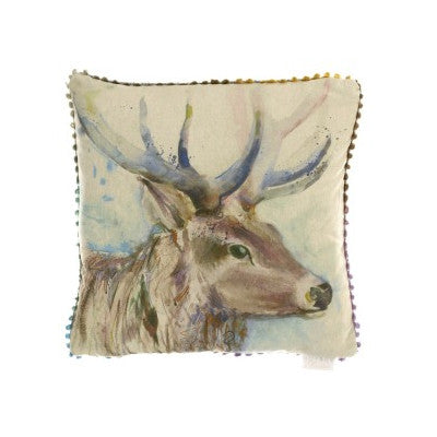 Buck Stag Cushion