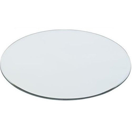 Candle Mirror Plate - 25cm