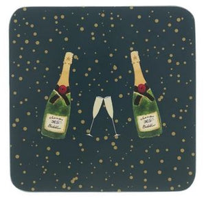 Bubbles & Fizz Coasters