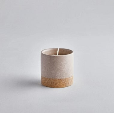 Earth & Sky Bay Candle Pot