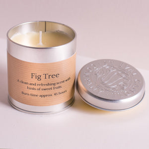 Fig Tree Scented Tin