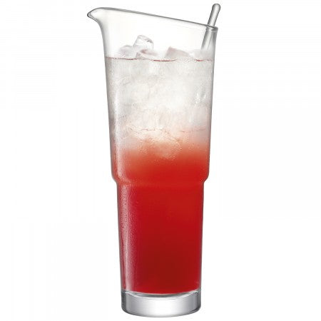 Mixologist Cocktail Jug and Stirrer 1.6l Clear