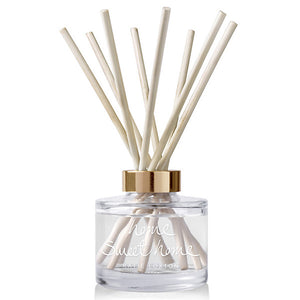 Home Sweet Home - Vanilla and Wild Daisy Reed Diffuser - Open