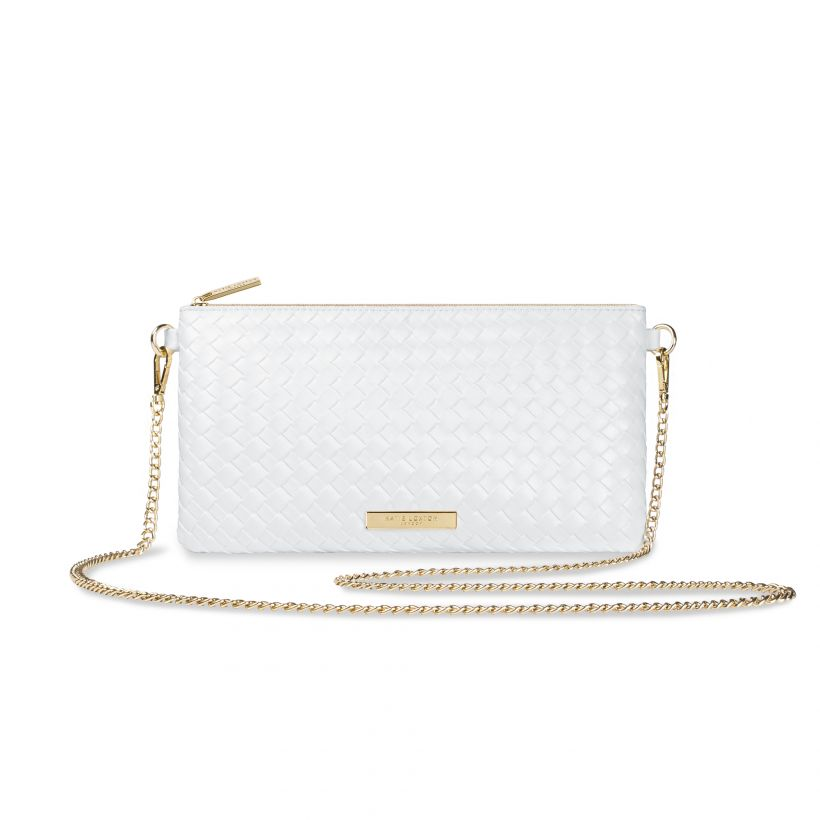 Freya Cross Body Bag White