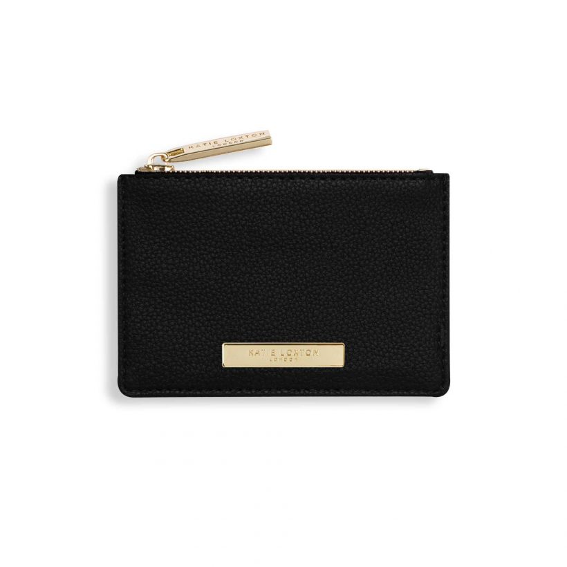 Alise Card Holder | Black