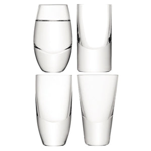Lulu Vodka Glass Set