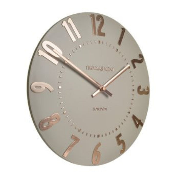 Mulberry Clock Rose Gold 20