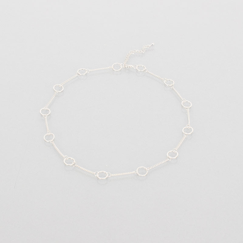 Nina Necklace Silver
