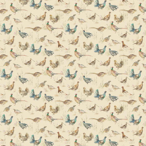 Mini Gamebirds Oil Cloth
