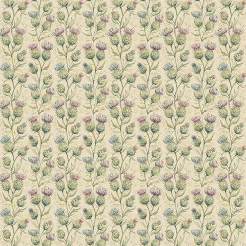 Thistle Glen Spring Oil Cloth