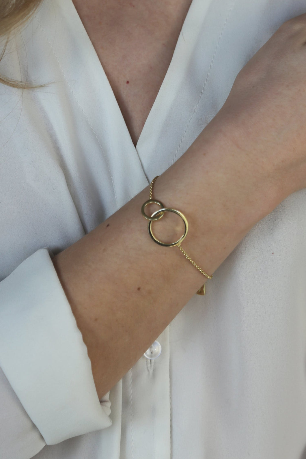 Orbit Bracelet Gold