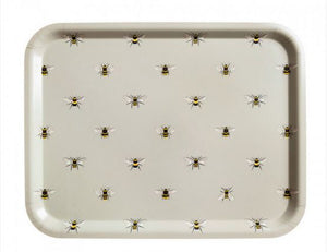 Large Printed Bees Tray