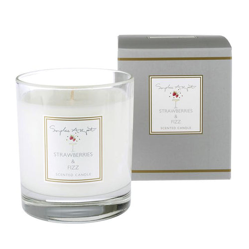 Strawberries & Fizz Candle - 220g