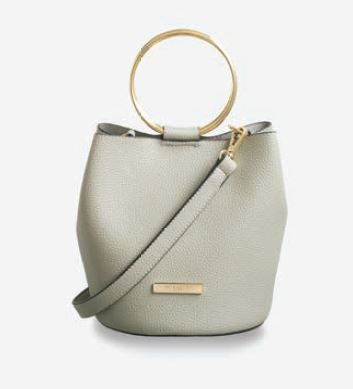 Suki Bucket Bag Grey