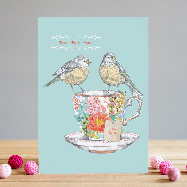 Tea for Two Card