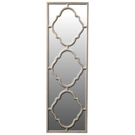Venetian Shaped Wall Mirror