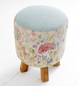 Monty Foot Stool - Hedgerow
