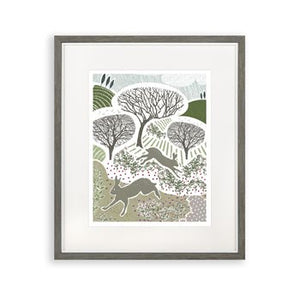 'Whimsical' Framed Print