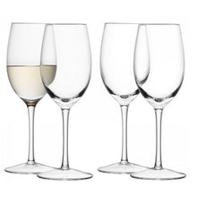White Wine Glass x 4