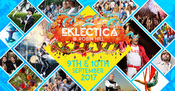 WIN tickets to Eklectica!
