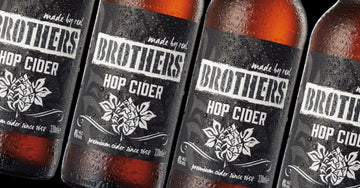 New Brothers Hop Cider!