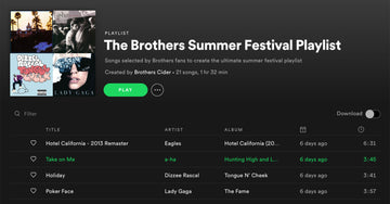 Your Summer Festival Playlist