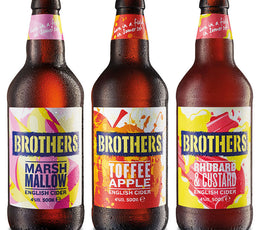 Brothers bottles