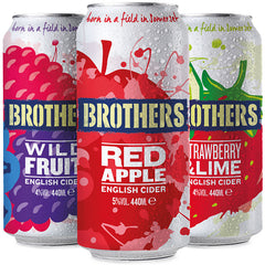 Brothers cans