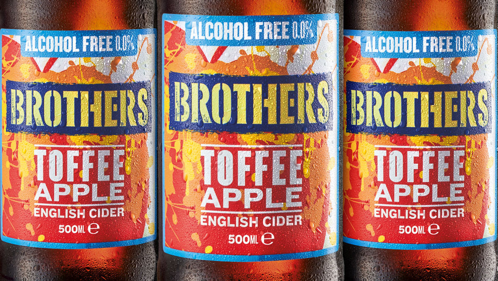Toffee Apple Alcohol Free cider
