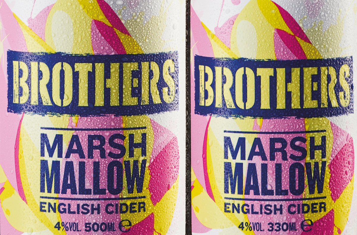 Brothers Marshmallow Fruit cider