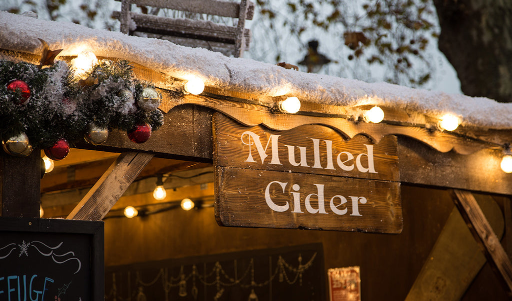 Hyde Park Winter Wonderland Brothers Mulled Cider