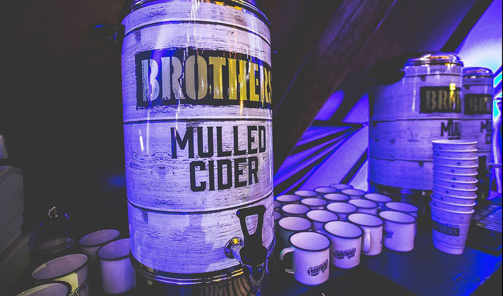 Brothers Mulled Cider