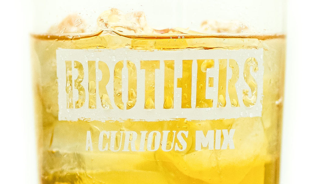 Refreshing pint of Brothers cider