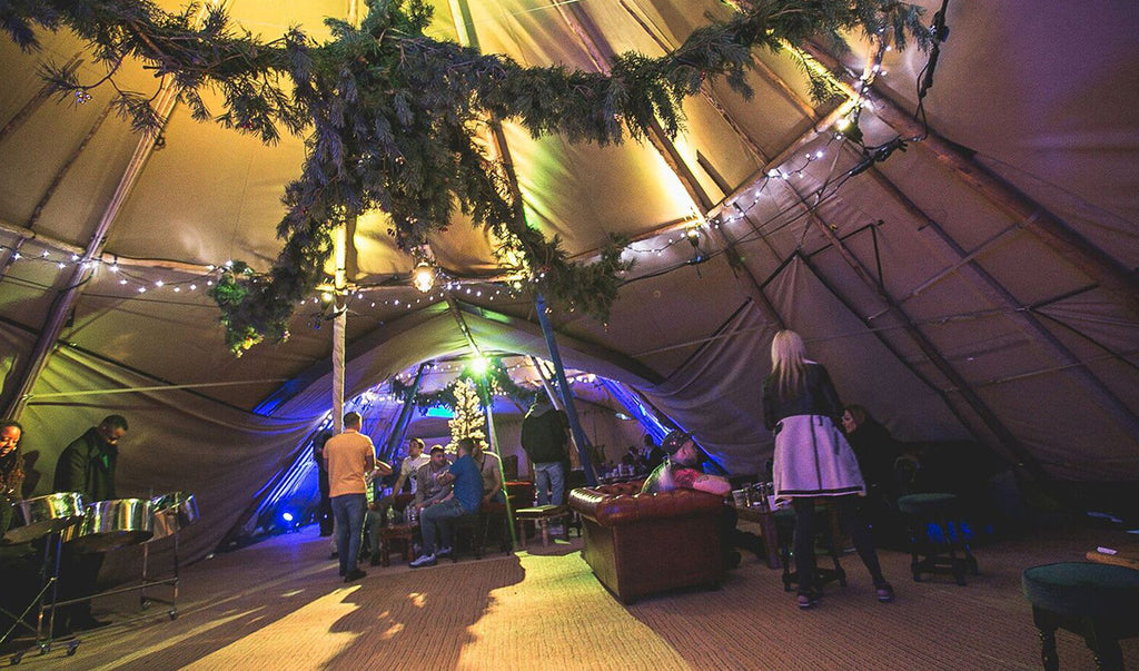 LWE NYD Roof Top Teepee