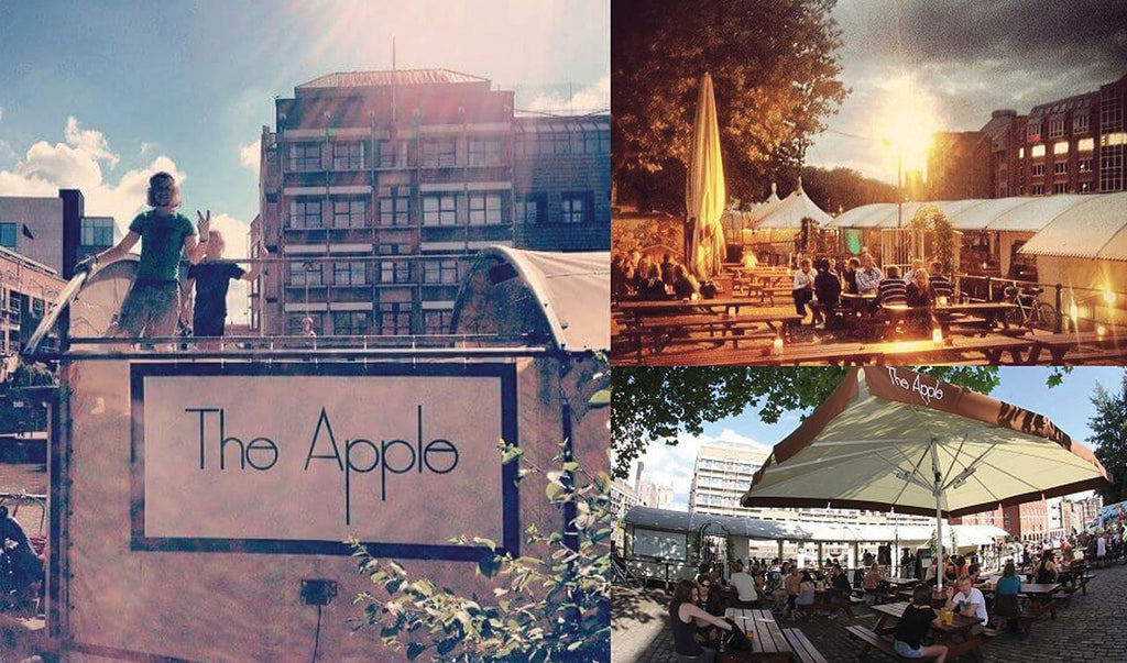 The Apple Cider Boat bristol