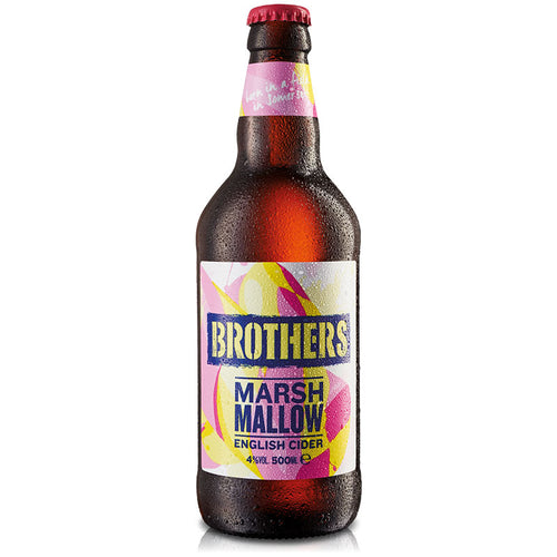Brothers Marshmallow Flavoured Fruit Cider